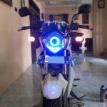 Cara Memasang Lampu HID Projektor Pada Motor