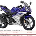 Yamaha R15 Facelift 2016 Sudah Distribusi, Disinyalir Ada Warna Baru