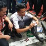 Siswa SMK Pekalongan Berhasil Ciptakan Alat Penambal Ban Portabel, Juoss Tenan iki !!