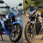 Data AISI Mei 2016 : Suzuki Satria F150 Injeksi Laku 1.208 unit, Honda Sonic 150R Laku 972 unit