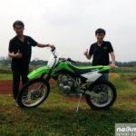 KMI Perkenalkan Kawasaki New KLX 150