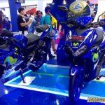 YIMM Resmi Merilis Yamaha Aerox 125 Livery MotoGP Movistar