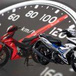 Komparasi Honda Supra GTR150 Vs Yamaha Mx King 150