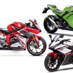 Adu Spesifikasi New Honda CBR250RR VS Yamaha YZF-R25, Dan Kawasaki Ninja 250 Fi, Mana Yang Lebih Unggul?