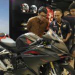 Honda Big Bike Laku 29 Unit Saat Pameran GIIAS 2016