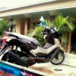 Merdeka !! Menyambut 17 Agustus 2016 Bapak Naik Kasta Pakai Yamaha NMAX 155… Congrat Pak !!