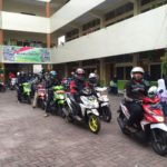 Sebanyak 1.400 Peserta Ramaikan Fun Rally All New BeAT eSP 2016