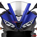 Seperti Inikah Wajah Yamaha YZF-R15 Facelift? atau Justru All New?