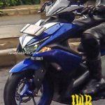 Inilah Sosok Yamaha NVX 155, Skutik Penjegal Vario 150!!