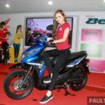 Kenalin Nih New Honda BeAT eSP Versi Malaysia Ada 4 Pilihan Warna, Tanpa Plat Nomor Depan Plus Lampu Sein Terpisah Sob!