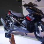 Mega Gallery Yamaha Aerox 155 Indonesia, Ada 3 Versi sob, Standart, Sport & Premium!!