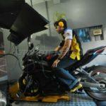 Hasil Tes Dyno Honda CBR250RR By Otomotifnet Tembus 31,06 HP @13.300 RPM dan Torsi 19,16 Nm @9.600 RPM