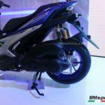 Sok Tabung Belakang Yamaha Aerox 155 Merek Apa Sih?