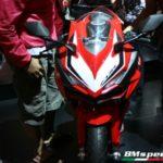 Letak Plat Nomor Honda CBR250RR Dijidat, Ini Alasan AHM
