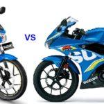 Ini Dia Perbedaan Mesin Suzuki GSX-R/S 150 Dan Satria F150 Injeksi 2016