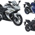 Ini Dia 3 Warna Baru Yamaha R25 Facelift 2017, Warna Putih Keren!