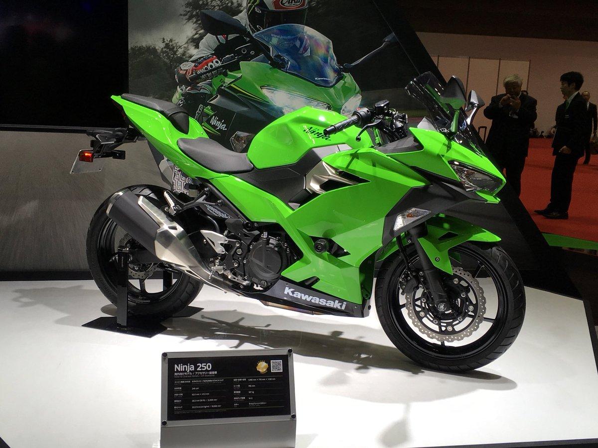 All New Kawasaki Ninja 250 Fi Terbaru 2018 Desain Fitur Dan