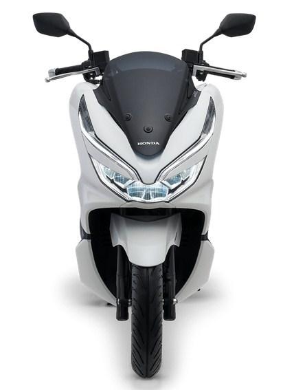 Honda PCX 2018 Putih