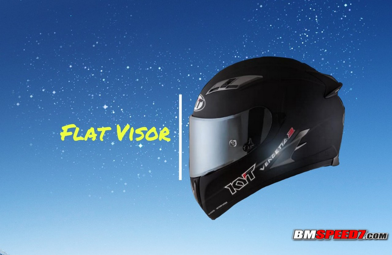 Harga Flat Visor Vendetta 2