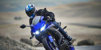 Headlamp Yamaha R125 2018