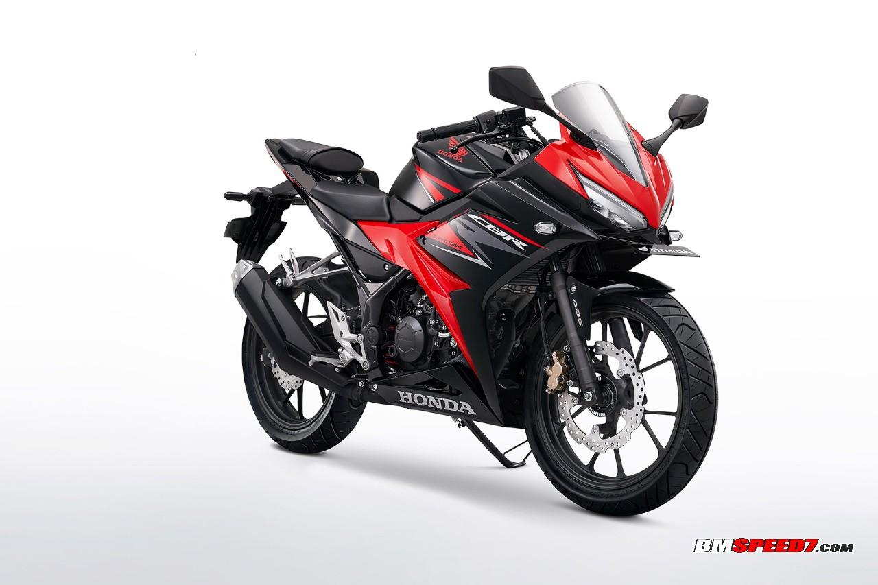 Honda CBR150R 2019 Hitam Merah