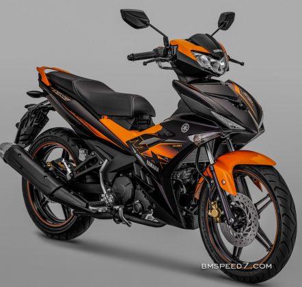 Yamaha MX King 2019 Orange