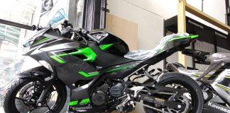 Kawasaki Ninja 250 Keyless MDP