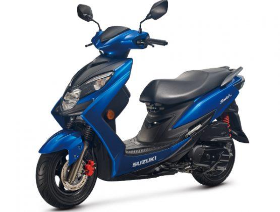 Suzuki Swish 2019 Blue