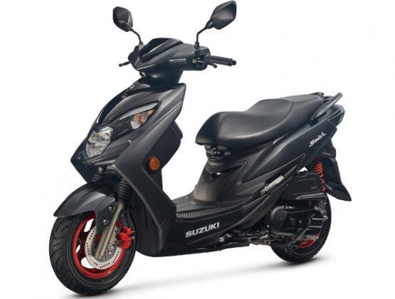 Suzuki Swish 2019 Black