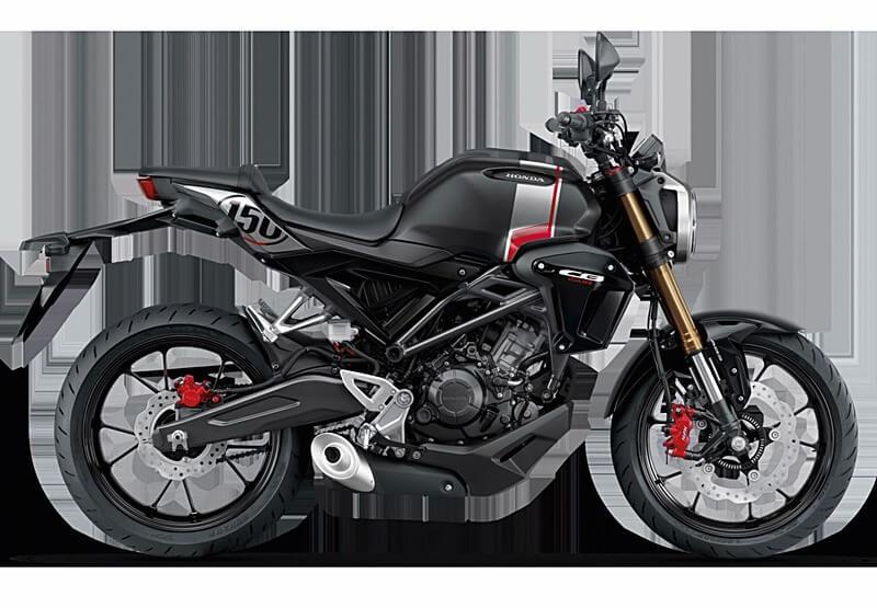 Honda CB150R StreetSter Thailand