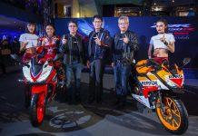 All New Honda CBR150R 2019 AP Thailand