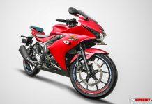 Harga Suzuki GSX-R150 Matte Red
