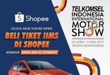 Harga Tiket IIMS 2019