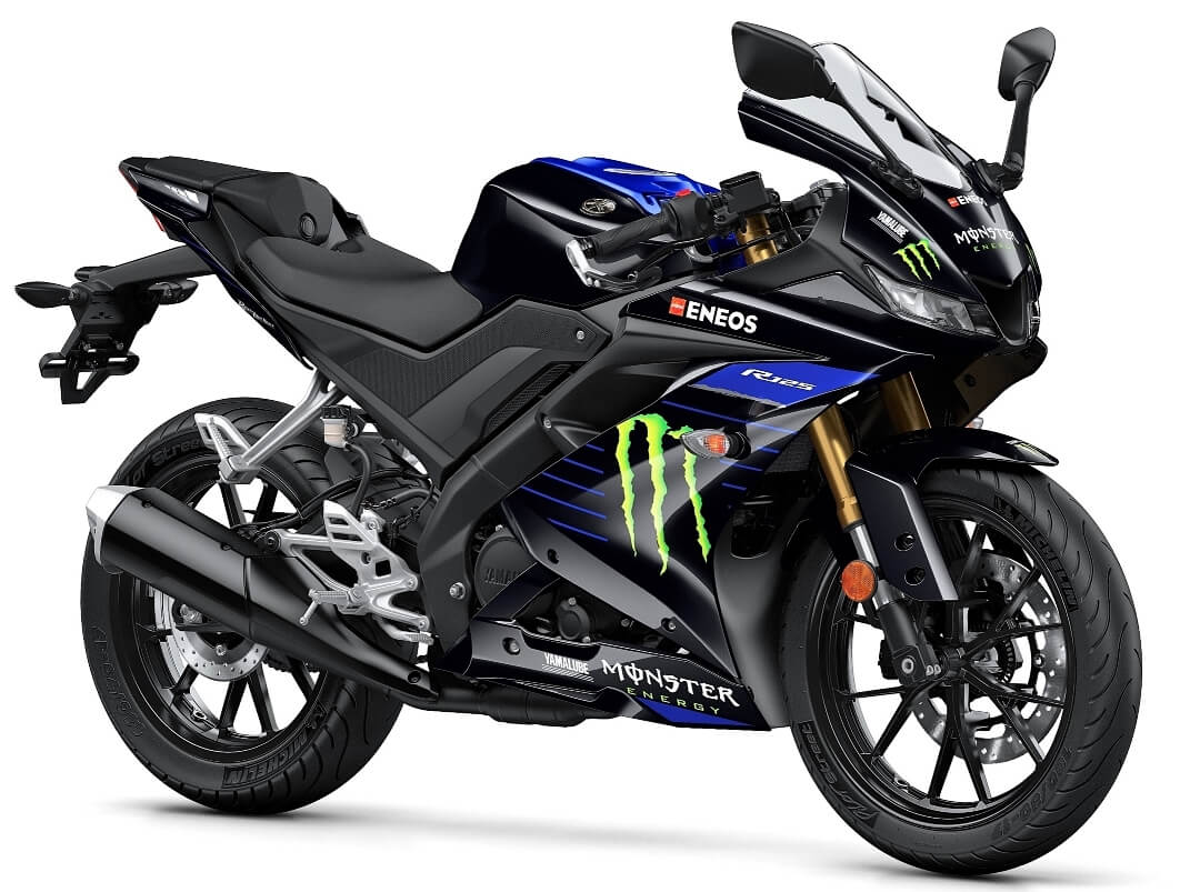 2019-Yamaha-YZF-R125-Monster-Energy-MotoGP-Edition