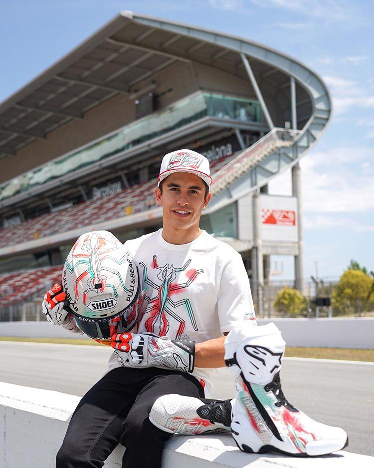 Alpinestars Marc Marquez MotoGP Catalunya 2019