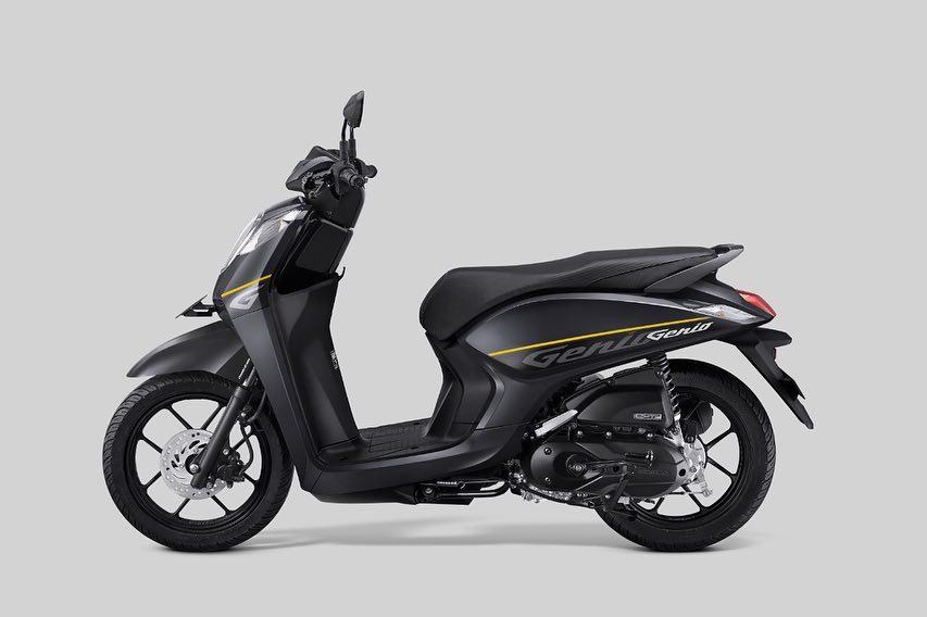 Pilihan Warna Honda Genio 110