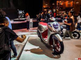 Honda Genio Kembaran Honda Scoopy