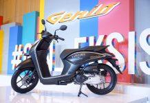 Pilihan Warna Honda Genio 2019