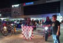 Suzuki Saturday Night Ride 2019 Pekanbaru