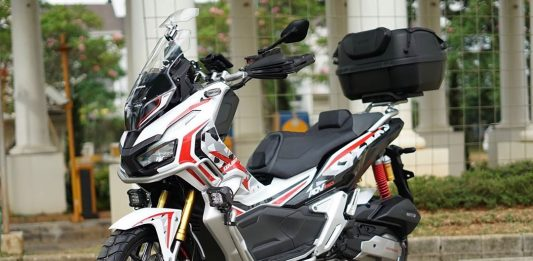 Modifikasi Honda ADV 150