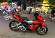 Honda Winner X Thailook