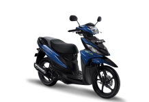 Suzuki Address Playful 2019 Biru Doff