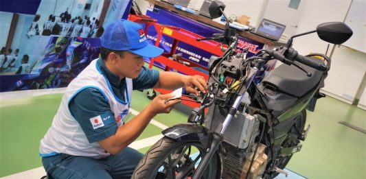 Suzuki Technician Skill Competition 2019