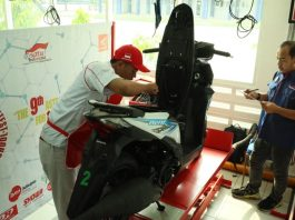 Astra Honda Skill Contest (AHSC) for Vocational School