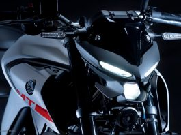 Lampu Sein LED Yamaha New MT-25
