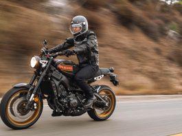 Yamaha XSR 900 2020 Black 80